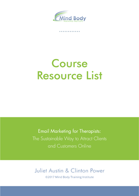 Course Resource List